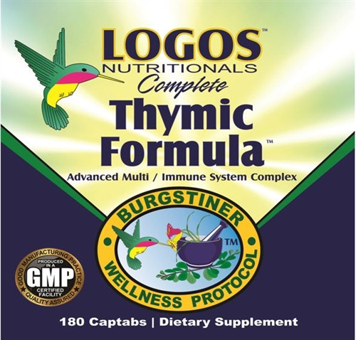 Complete Thymic Formula 180 Ct