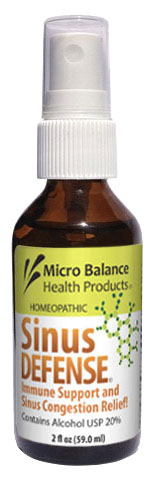 MicroBalance Sinus Defense