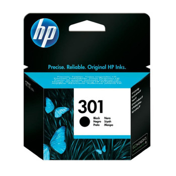 Genuine Original HP 301 Black Ink Cartridge CH561EE boxed