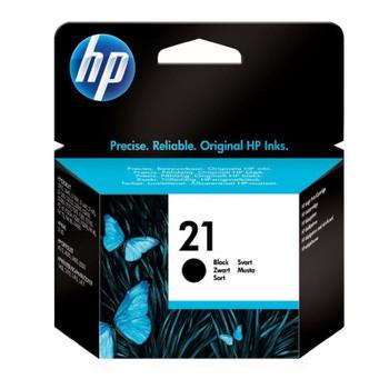 Original HP 21 Black Ink Cartridge C9351AE