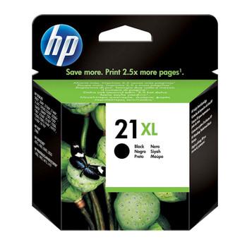 HP Original 21XL black ink cartridge C9351CE