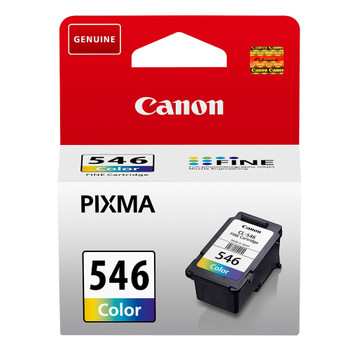 Original Canon CL546 Colour Ink Cartridge 8289B001AA