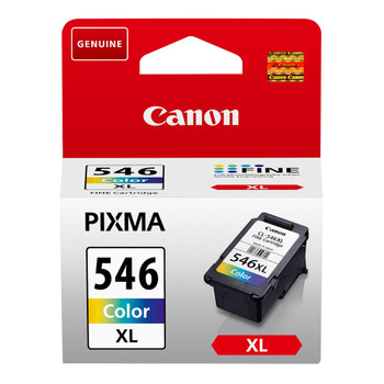 Original Canon CL546XL Colour Ink Cartridge Combo Pack 8288B001AA