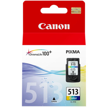 Original Canon CL513 Colour Ink Cartridge 2971B001AA