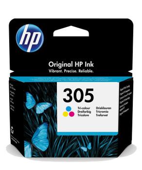 HP Original 305 Black Ink Cartridge 3YM60AE