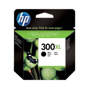 HP Original 300XL Black Ink Cartridge CC641EE
