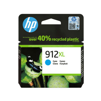 HP Original 912XL cyan ink cartridge 3YL81AE