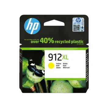 HP Original 912XL yellow ink cartridge 3YL83AE