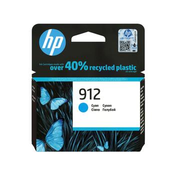 HP Original 912 cyan ink cartridge 3YL77AE