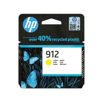 HP Original 912 Yellow Ink Cartridge 3YL79AE