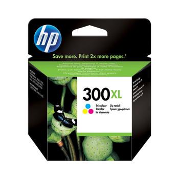 HP Original 300XL Colour Ink Cartridge CC644EE