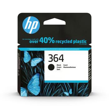 HP Original 364 black ink cartridge CB316EE
