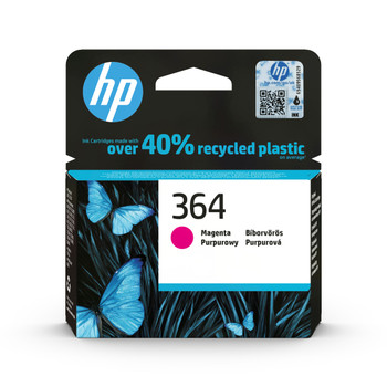 HP Original 364 magenta ink cartridge CB319EE
