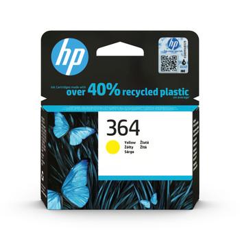 HP Original 364 yellow ink cartridge CB320EE