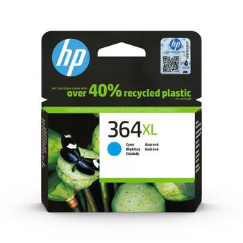 HP Original 364XL cyan ink cartridge CB323EE