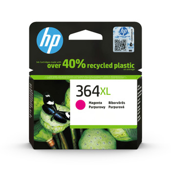 HP Original 364XL magenta ink cartridge CB324EE