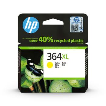 HP Original 364XL yellow ink cartridge CB325EE