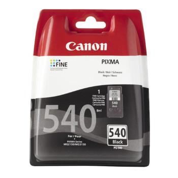 Canon Original PG540 Black Ink Cartridge 5225B005AA