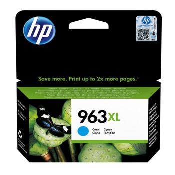 HP Original 963XL Cyan Ink Cartridge 3JA27AE