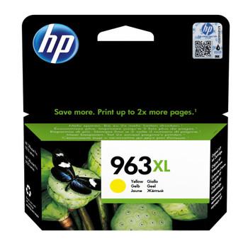 HP Original 963XL Yellow Ink Cartridge 3JA29AE