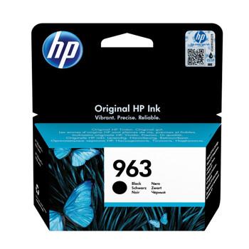 HP Original 963 Black Ink Cartridge 3JA26AE
