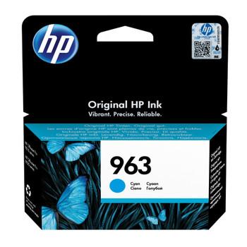 HP Original 963 Cyan Ink Cartridge 3JA23AE