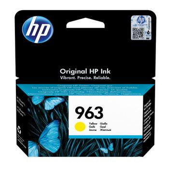 HP Original 963 Yellow Ink Cartridge 3JA25AE