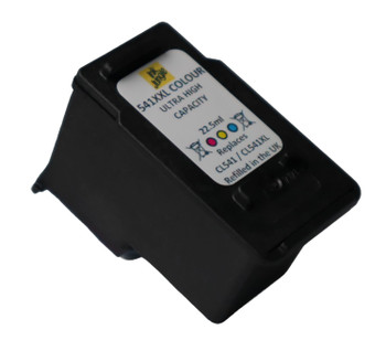Refilled Canon CL541XXL Colour Ink Cartridge