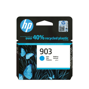 HP Original 903 Cyan Ink Cartridge T6L87AE