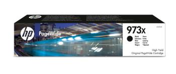 HP Original 973x Black PageWide Ink Cartridge L0S07AE