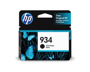 HP Original 934 Black Ink Cartridge C2P19AE