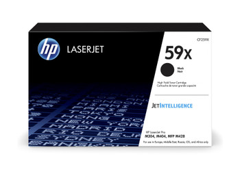 HP Original 59x black high yield toner CF259x