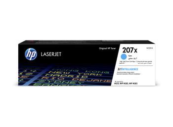 HP 207X High Yield Cyan Original LaserJet Toner Cartridge W2211X