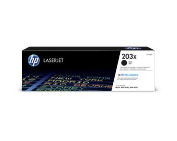 HP 203X Black Original LaserJet Toner Cartridge CF540X