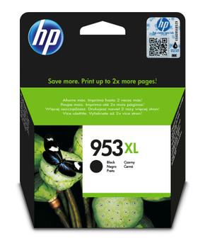 HP Original 953XL Black Ink Cartridge L0S70AE