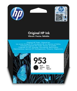 HP Original 953 Black Ink Cartridge L0S58AE