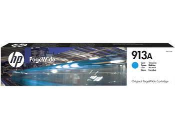 HP Original 913A Cyan PageWide Ink Cartridge F6T77AE