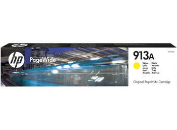 HP Original 913A Yellow PageWide Ink Cartridge F6T79AE