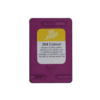 Refilled HP 304 Colour Ink Cartridge N9K05AE