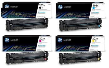 HP 415A Black Cyan Magenta Yellow Original LaserJet Toner Cartridge W2030A W2031A W2032A W2033A