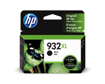 HP Original 932XL Black Ink Cartridge CN053AE