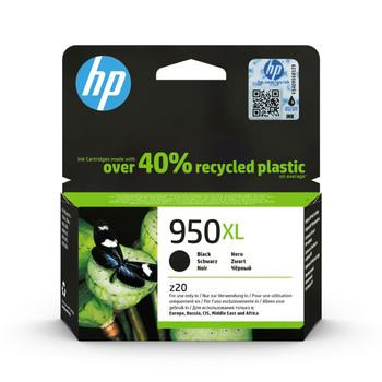 HP Original 950XL Black Ink Cartridges CN045AE