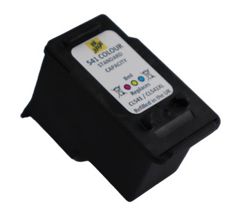 Refilled Canon CL541 Colour Ink Cartridge