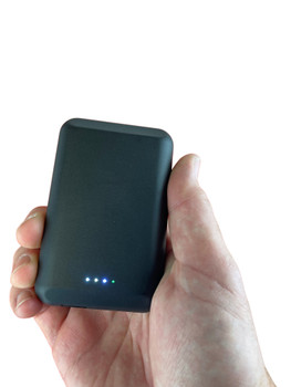 White 5000mAh Mag-Safe Mobile Phone Power Bank for apple iphone
