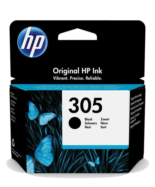 HP Original 305 Black Ink Cartridge 3YM61AE
