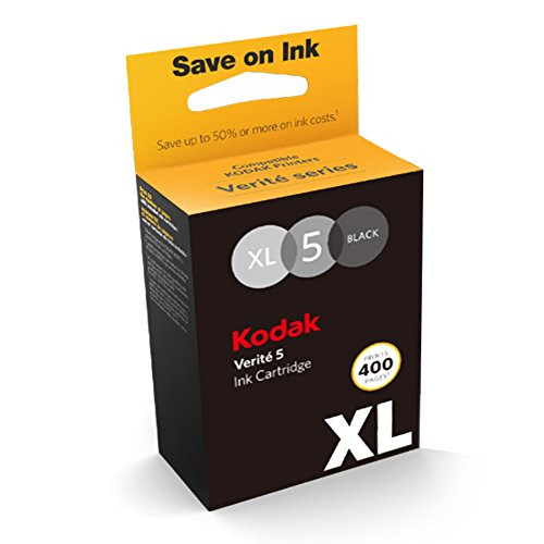 Kodak original 5XL black ink cartridge ALK1UK