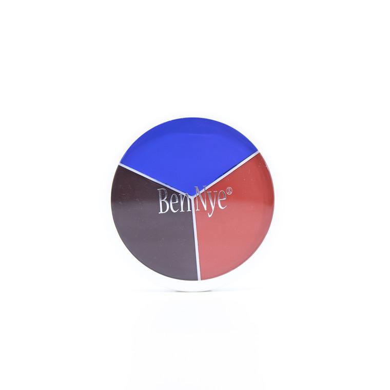 Ben Nye Effects Wheel - Trauma Simulation EW7