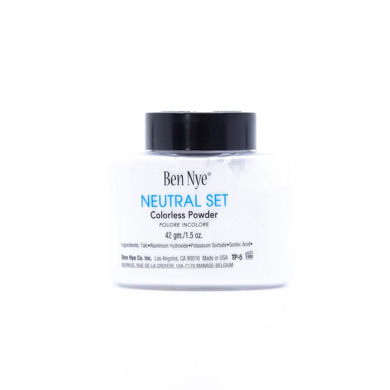 Ben Nye Neutral Set Powder