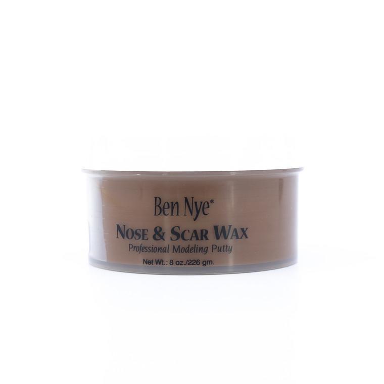 Ben Nye Nose & Scar Wax - Brown