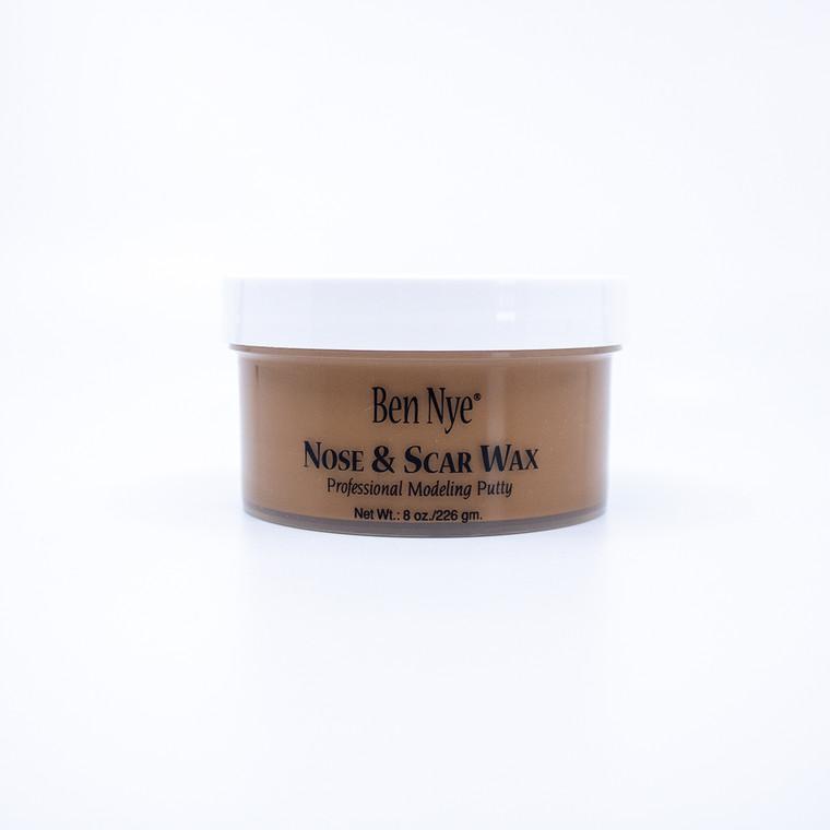 Ben Nye Nose & Scar Wax - Light Brown